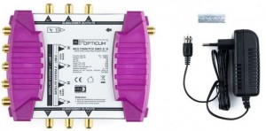 MULTISWITCH OPTICUM OMS 9/6 GOLDEN LINE