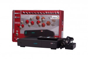 TUNER AX QUAD BOX HD 2400