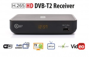 TUNER DVB-T2  ODIN TV BOX