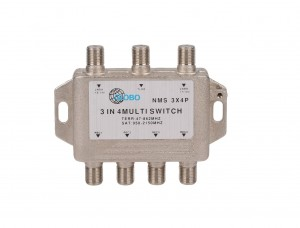 Multiswitch/Sumator  Twin NMS 3/4P