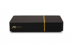 Tuner AX MULTIBOX 4K UHD E2 LINUX + ANDROID TWIN 2 X DVB-S2X