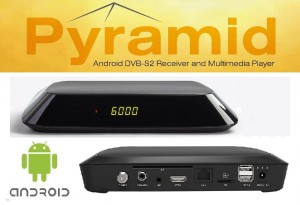 TUNER PYRAMID Android 4.4.2 DVB-S2